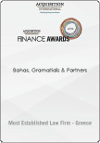 Most Established Law Firm - Greece