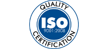 ISO 9001:2008 Quality Certification