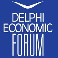 Delphi Economic Forum logo